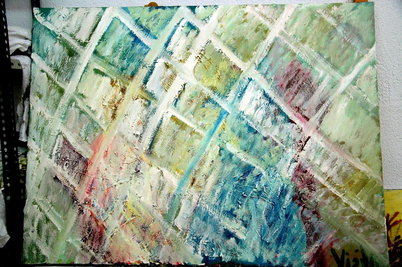 Una de las Obras de Enrique Gonzalez  Vigil