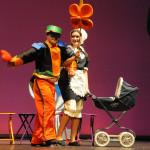 Las Cacatíuas Parlantes en la VI Muestra de Teatro Infantil y Juvenil de la O.N.C.E. (Septiembre 2014) 3