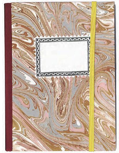 Cuaderno de campo. Taller de Encuadernación. Alumnos de 3º ESO