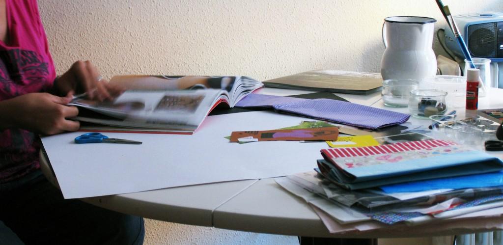 Sesión de trabajo (Foto de archivo de Ana Serrano Navarro)