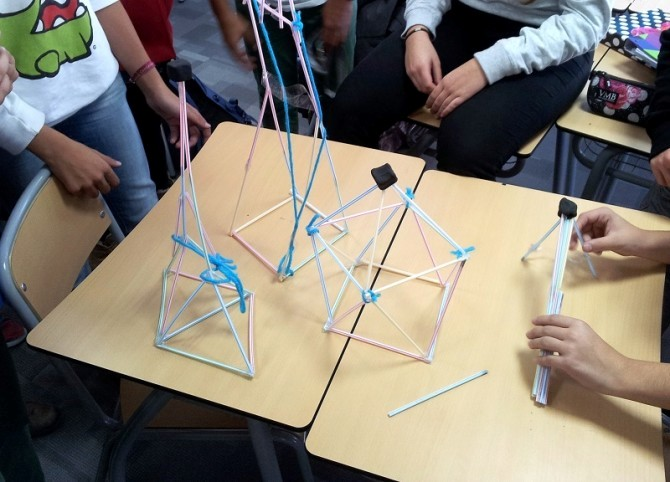 Proyectos de la escuela Ideo.