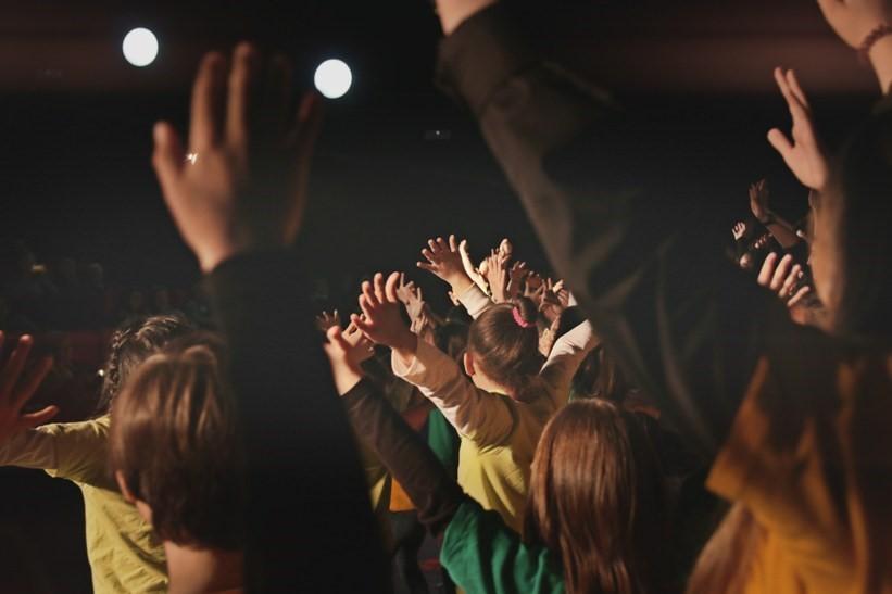 Participantes del Programa Musicosocial DaLaNota (www.dalanota.com)
