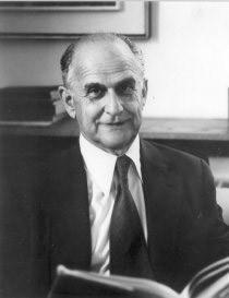 El filósofo Nelson Goodman (1906-1998)